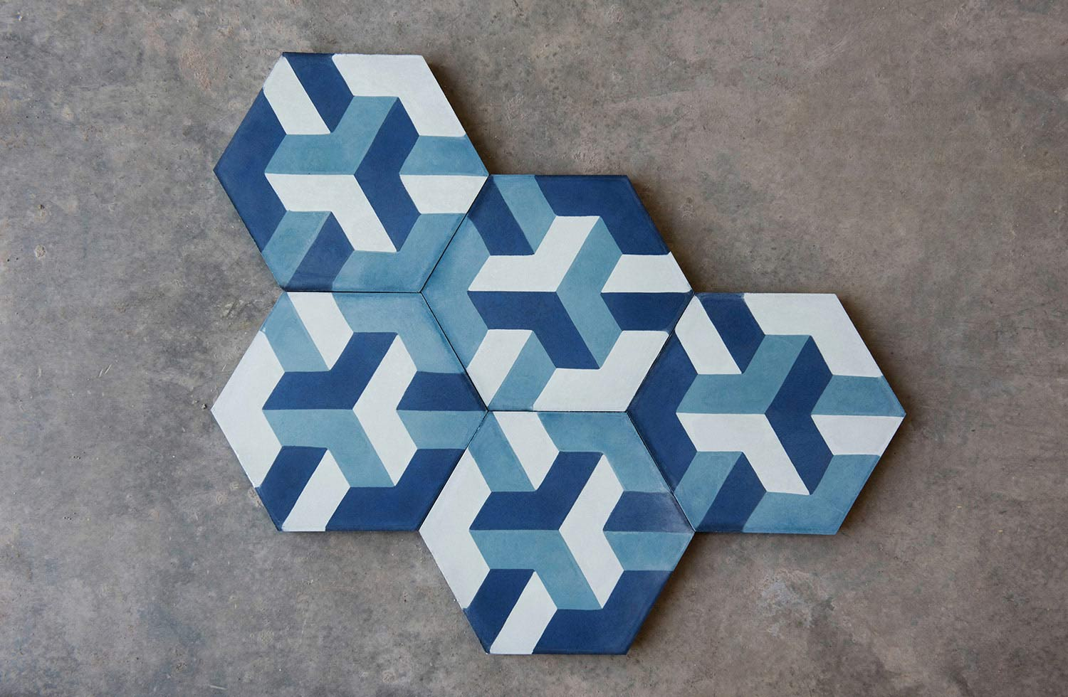 Abstract Designer Tile