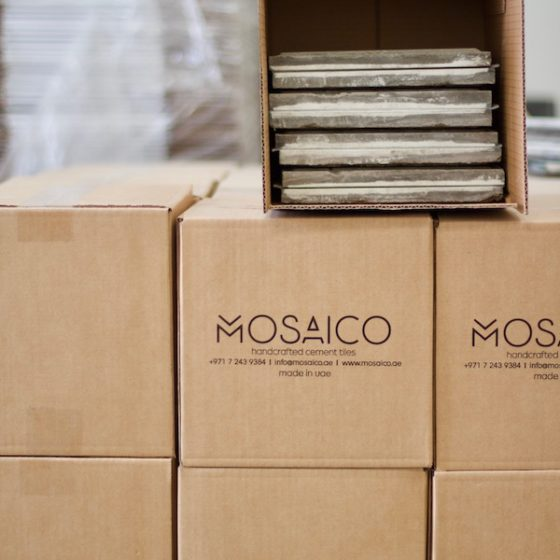 Mosaico Fast Delivery Service