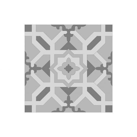 Algarve Patterned Tile