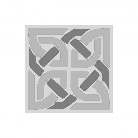 Crisscross Floor Tile