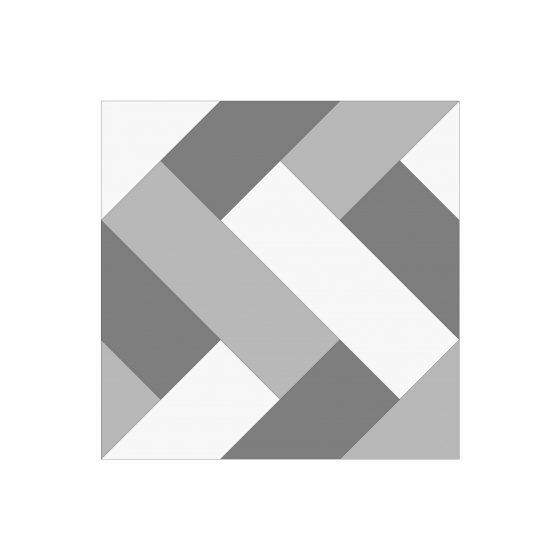 Monochrome Designers tile