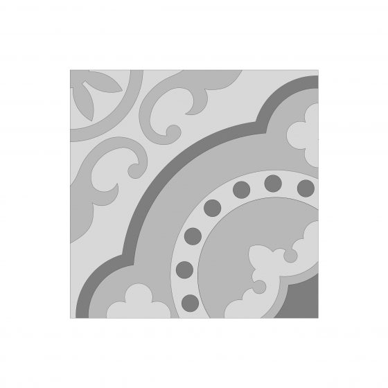 Versailles Design Tile
