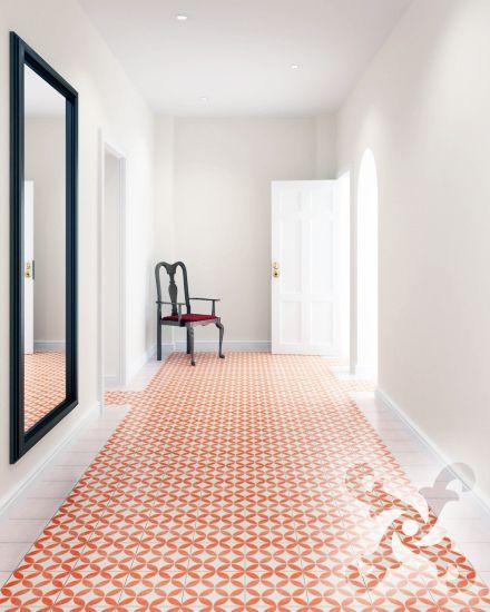 corridor floor tiles