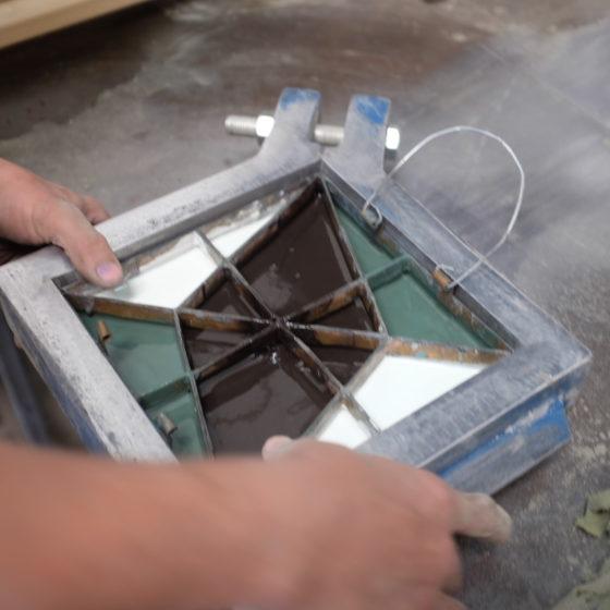 Remolding Tile Frame