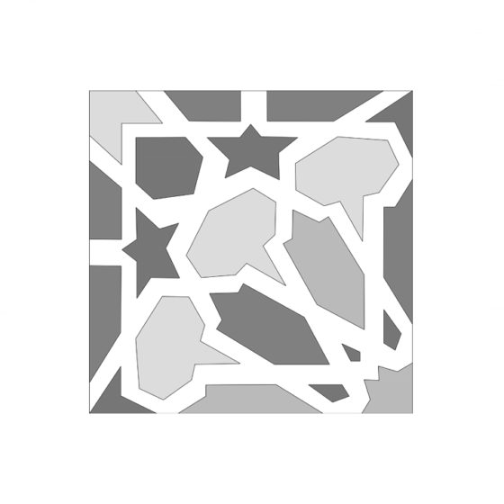 Mosiac Square Tile