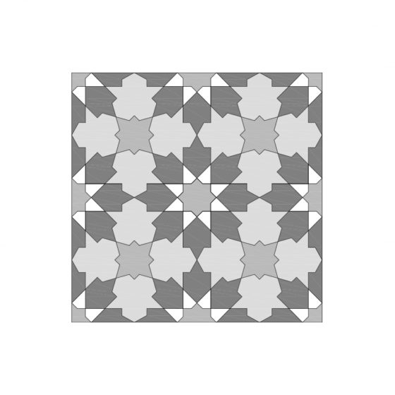 Square Pattern Tile