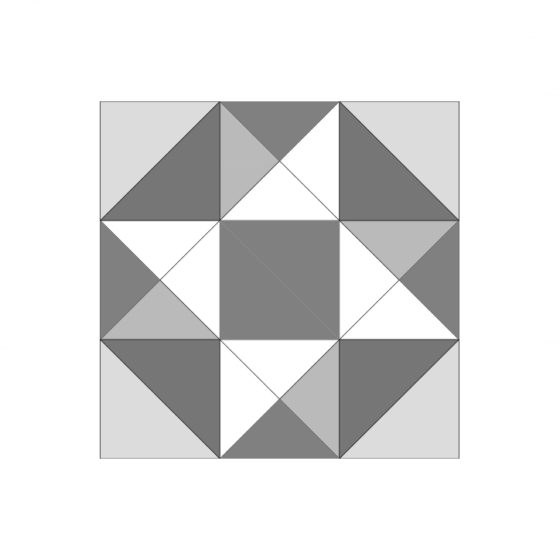 Octagon Design Tile